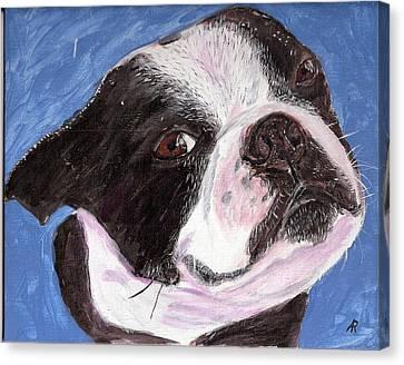 Rocco Canvas Print by Arthur Rice
