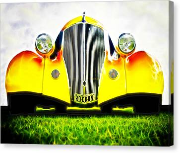 Rockon Rod Canvas Print by Phil 'motography' Clark