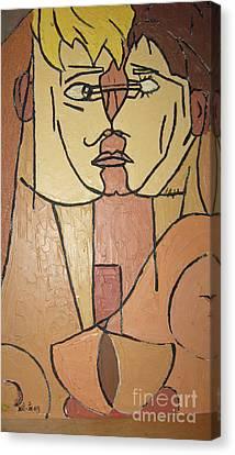 Rolland Canvas Print by Geoffrey Mann