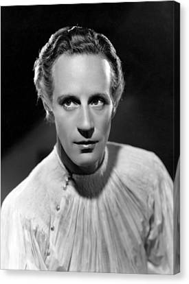 Romeo And Juliet, Leslie Howard Mgm Canvas Print by Everett