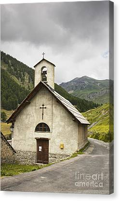 Rural Chapel Canvas Print by Jon Boyes