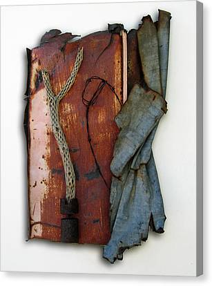 Rustic Elegance Canvas Print by Snake Jagger