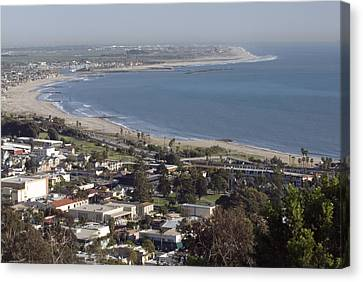 San Buenaventura State Beach Canvas Print by Rich Reid