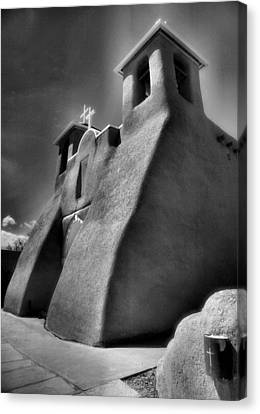 San Francisco De Asis Church II Canvas Print by Steven Ainsworth