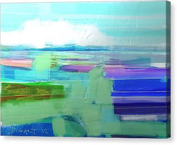 Seascape 1019 Canvas Print by Oridigart