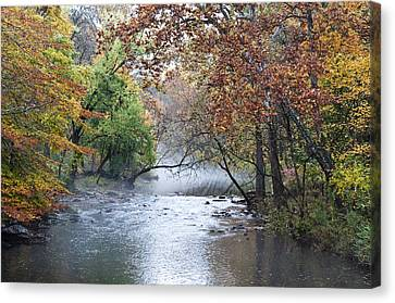 Seasons Change Canvas Print by Bill Cannon