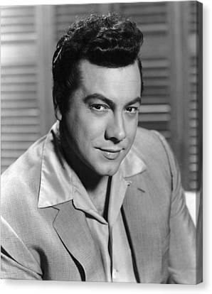 Serenade, Mario Lanza, 1956 Canvas Print by Everett