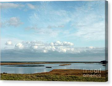 Serenity Canvas Print by Gail Behrik