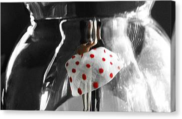 Shall We Dance? Canvas Print by Howard Barry