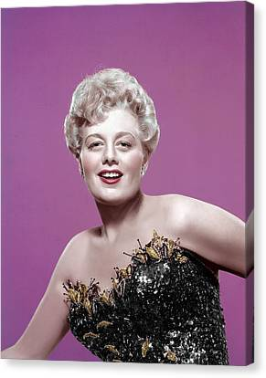 Shelley Winters, 1950s Canvas Print by Everett