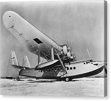 Sikorsky S-42 Canvas Print by Photo Researchers