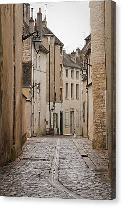 Sleepy France Canvas Print by Jonathan Ellison
