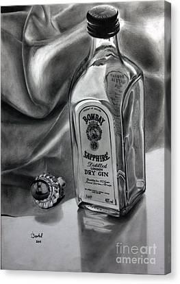 Smooth Talk Sweet Reward Canvas Print by Gabor Bartal