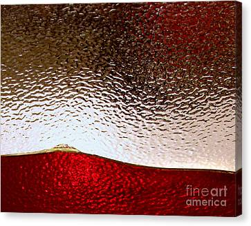 Solar Winds Canvas Print by Peter Piatt