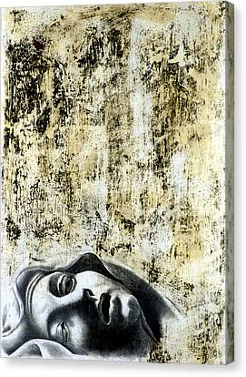 Solitary Confinement Canvas Print by Ian Hemingway