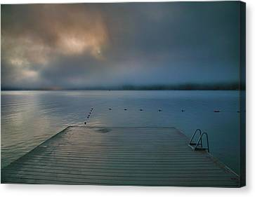 Solitude I Canvas Print by Steven Ainsworth