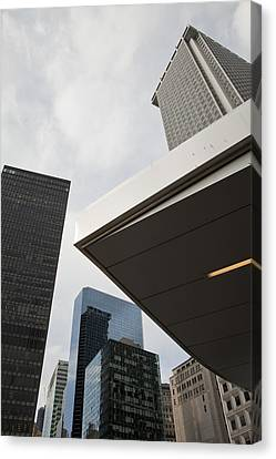 South Ferry 1 Canvas Print by Art Ferrier