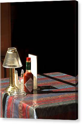 Spice Of Life Canvas Print by Greg and Chrystal Mimbs