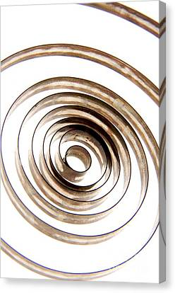 Spiral Canvas Print by Bernard Jaubert