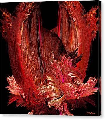 Spontaneous Canvas Print by Michael Durst