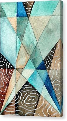 Spotlight Canvas Print by Kimberly Garvey