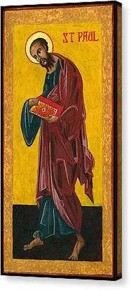 St Paul Canvas Print by Jennifer Richard-Morrow