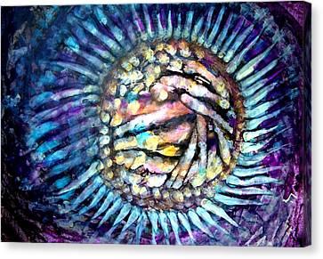Starfish 01 Canvas Print by Aquira Kusume