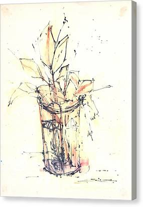 Still Life Canvas Print by Chiong Lin