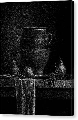 Still Life Canvas Print by Norbert Varga