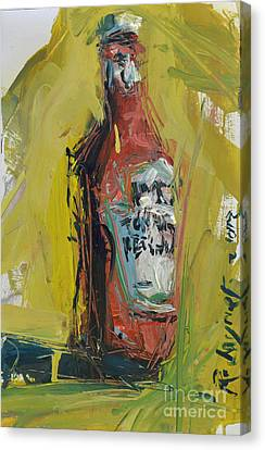 Still Life Painting Canvas Print by Robert Joyner