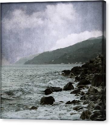 Storm Canvas Print by Ioannis Kontomitros