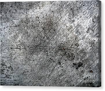 Storm Canvas Print by Peter Szabo