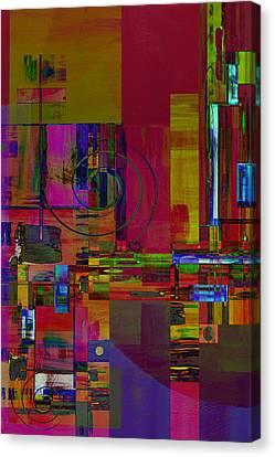 Streetlight Canvas Print by Terry James