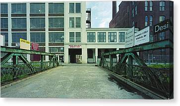 Studios For Rent Canvas Print by Jan W Faul