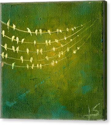 Summer Song Canvas Print by Lisa Stevens