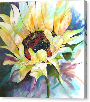 Sunflower IIi Canvas Print by Vicki Brevell