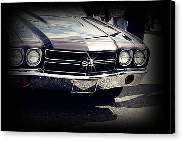 Super Sport Canvas Print by Desiree Lyon