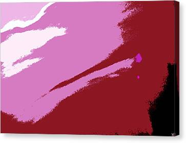 Surviving Breast Cancer Canvas Print by David Lee Thompson
