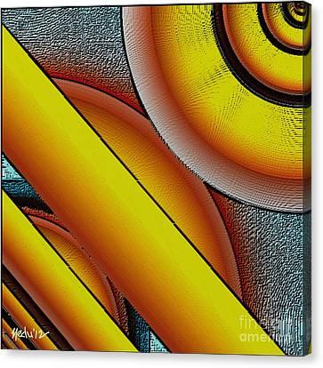 Symmetrica 190 Canvas Print by Nedunseralathan R