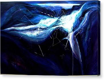 Taurus II Canvas Print by Brenda Ullrich