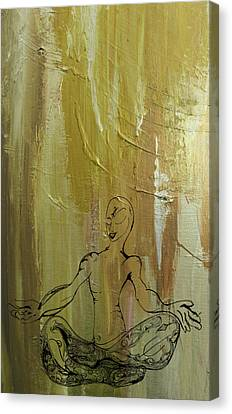 Tavatar Canvas Print by Die Go Learn