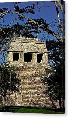 Temple Of The Count ... Canvas Print by Juergen Weiss