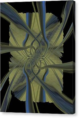 Tendrils Canvas Print by Tim Allen