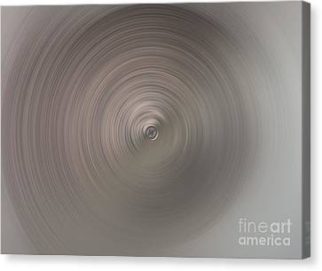The Center Of Tornado Canvas Print by Ausra Huntington nee Paulauskaite