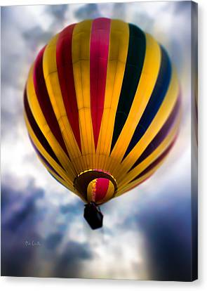 The Floating Dream Canvas Print by Bob Orsillo