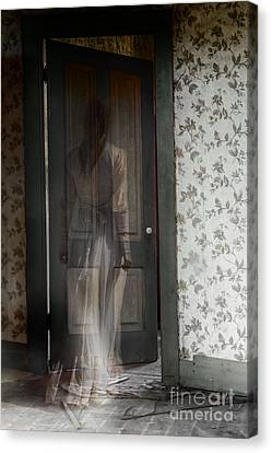 The Haunting Canvas Print by Margie Hurwich