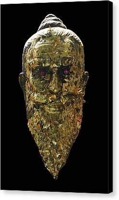 The Jewel Eyed Hermit Canvas Print by Gregory Smith