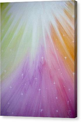The Lights Canvas Print by Asida Cheng