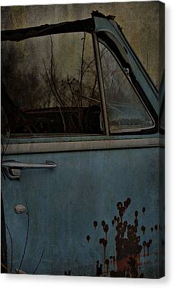 The Passenger  Canvas Print by Jerry Cordeiro