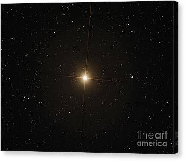 The Red Supergiant Betelgeuse Canvas Print by Filipe Alves